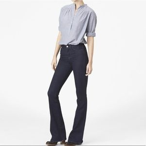 MIH Anthropologie High Rise Flare Jeans size 24